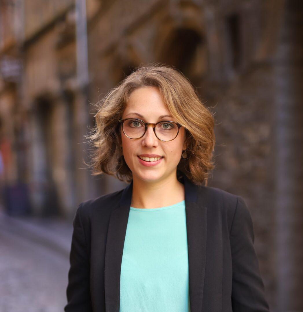 Eliéta Carlu, nouvelle directrice générale d'Allice.